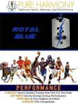 Performance Pendant Royal Blue