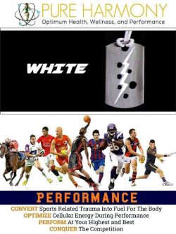 Performance Pendant White